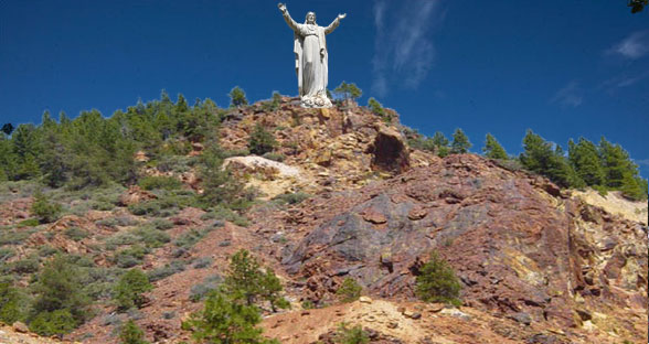 CHRIST OF THE FREEMINERS